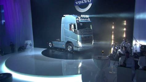 volvo trucks  summary    volvo fh launch event