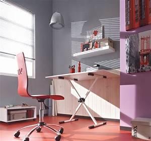 Bureau Pour Chambre : d coration chambre bureau ~ Teatrodelosmanantiales.com Idées de Décoration
