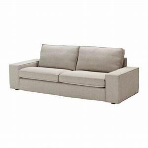 Ikea Canapé Tissu : kivik canap 3 places ten gris clair ikea salon s jour canap fauteuil canap tissu et ~ Teatrodelosmanantiales.com Idées de Décoration