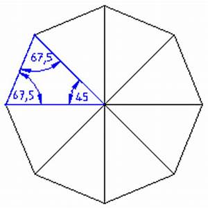 Geometrie Winkel Berechnen : geometrie des achtecks dachdeckerwiki ~ Themetempest.com Abrechnung
