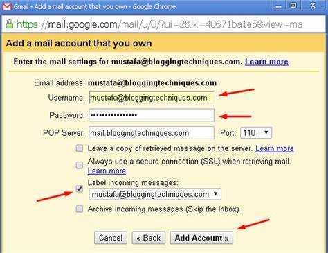 Account Purple A Gmail Address Mix Up Free Professional Email Address With Your Own