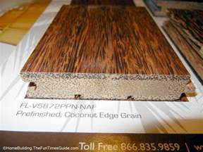 coconut palm flooring a beautiful eco alternative the homebuilding remodel guide