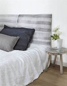 Tete De Lit Maison : personnaliser une t te de lit en bulgomme maison cr ative ~ Zukunftsfamilie.com Idées de Décoration