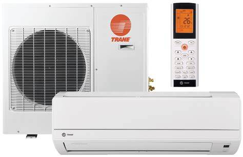 ductless systems trane