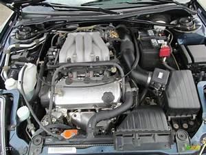 2004 Mitsubishi Eclipse Gt Coupe 3 0 Liter Sohc 24