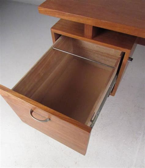 floating desk for sale rs furniture teak floating top desk for sale at 1stdibs