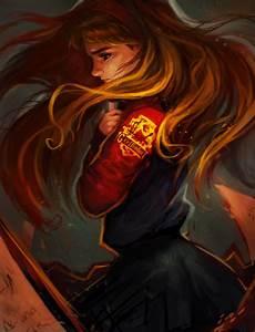 Hermione Granger by Max   Harry Potter Fan Art   Pinterest ...