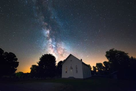 How Photograph The Milky Way Get Outside Medium