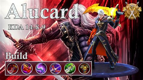 Alucard Over-aggressive Playstyle, That