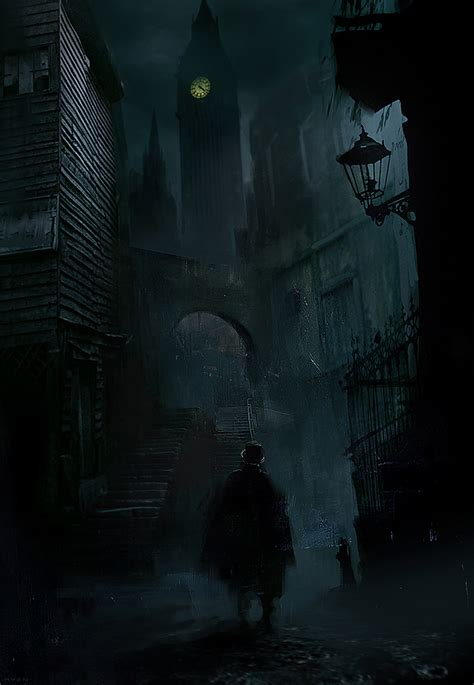 assassins creed syndicate jack  ripper concept art