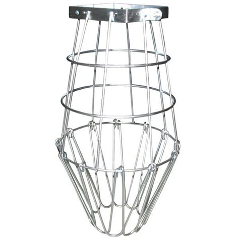 stainless steel wire guard high bay fixtures plt 27717
