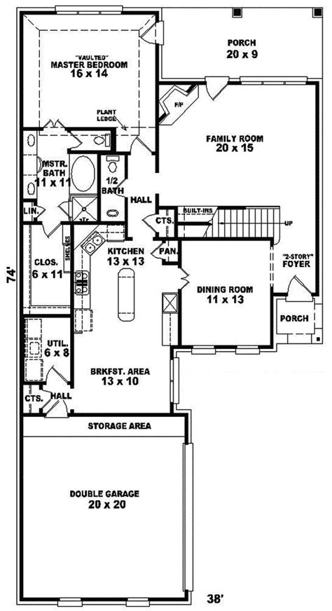 hollow hill colonial home plan   house plans