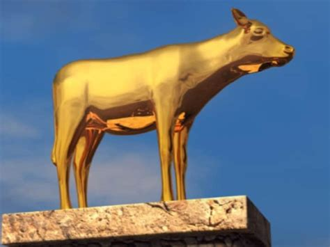 golden calf sunday school lesson exodus