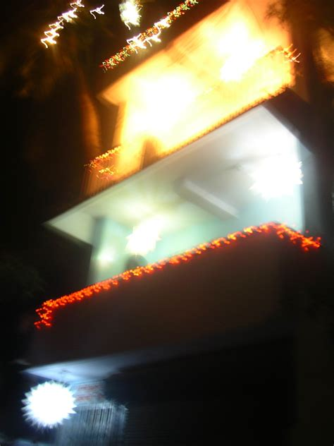 christmas lights in nagercoil