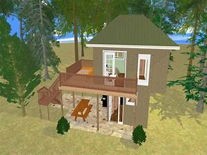 Cool Tree House Plans Tree House Floor Plans 300 Sq FT ...