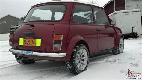 1980 Austin Mini Cooper. Rhd! 998cc. 4 Speed. Beautiful