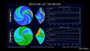 Solar Storm Warning Signs - Pics about space