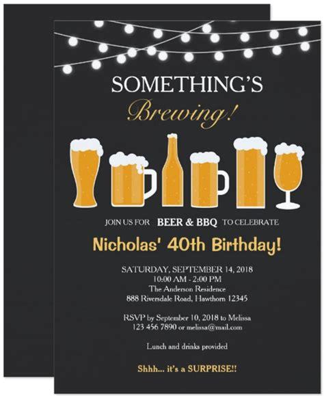 14+ BBQ Birthday Invitation Designs & Templates PSD AI