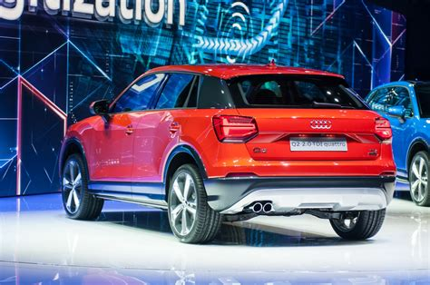 2017 Audi Q2 First Look Review