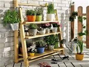 Regal Balkon Wetterfest : so bauen sie eine kr uter oder blumentreppe bauhaus ~ Whattoseeinmadrid.com Haus und Dekorationen