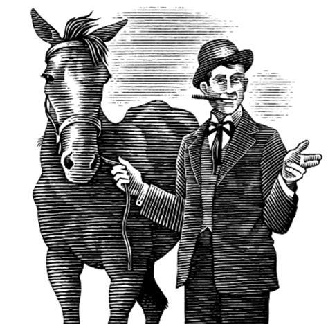 lost skills    west horse trader american cowboy