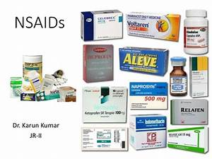 NSAIDS Nonsteroidal Anti-inflammatory Drugs (NSAIDs)