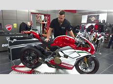 2018 Ducati Panigale V4 Speciale YouTube