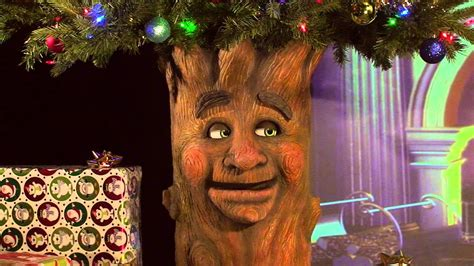 talking christmas tree  axtell animatronics youtube