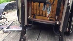 1997 Ford Mustang Power Seat Repair Sn95