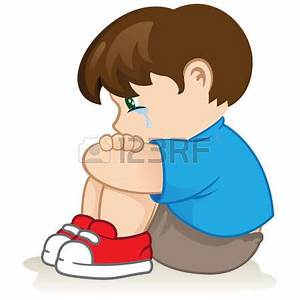 Sad child clipart - Clipground