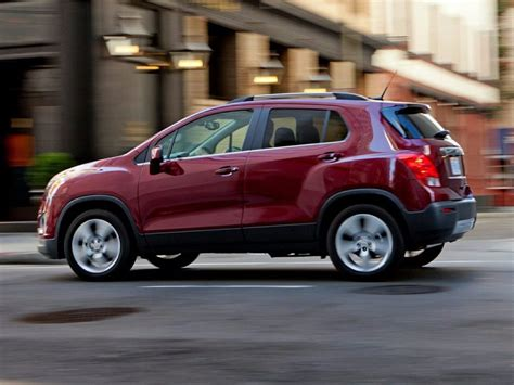2018 Chevrolet Trax Front Picture For Computer New