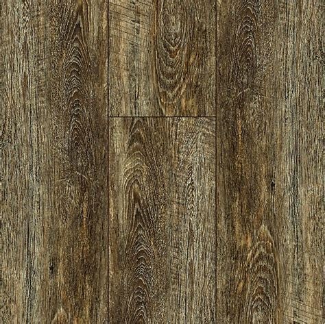 Rustic Village Oak   Waterproof Engineered Vinyl Plank