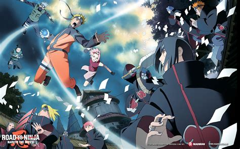 Naruto Shippuden Hd Wallpaper Pack