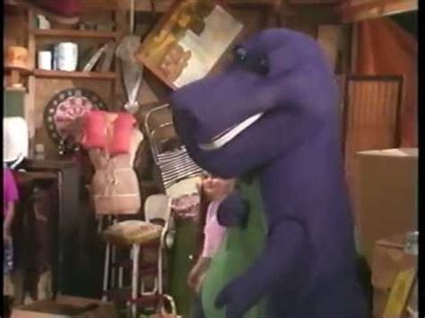 Barney The Backyard Show by Barney The Backyard The Backyard Show 1988