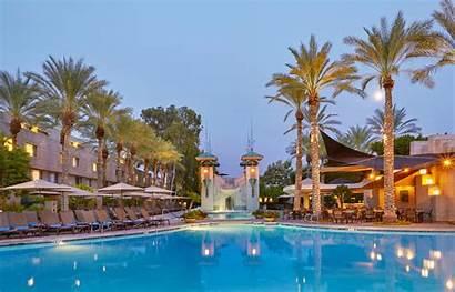 Resort Pool Hotel Arizona Biltmore Waldorf Astoria