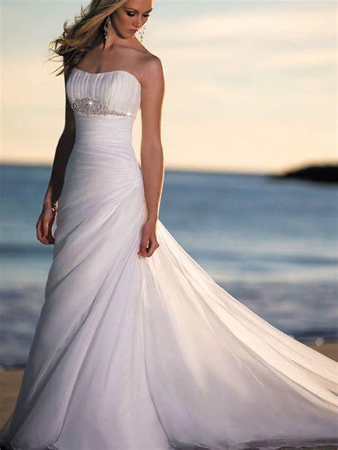 linen wedding dress 25 beautiful wedding dresses