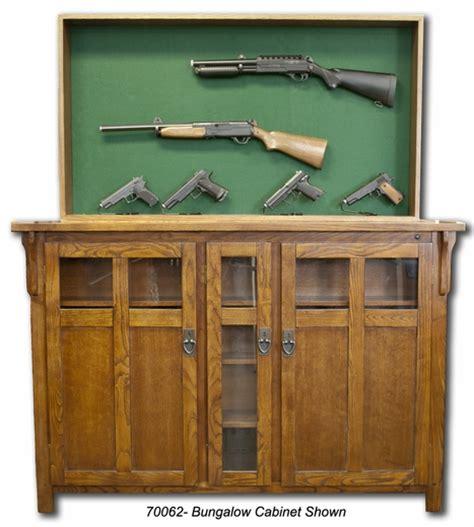 hidden gun cabinet furniture hidden compartment furniture gun rack stashvault