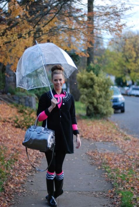 Picture Of Rainy Day Outfit Ideas 11