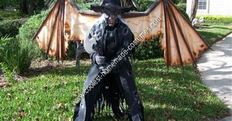 coolest homemade jeepers creepers halloween costume idea