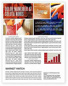 Primary school newsletter template for microsoft word for Primary school newsletter templates