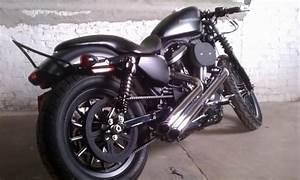 Street Fighter/Cafe Style Iron - Harley Davidson Forums