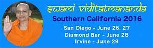 June 26-29 2016 – Swami Viditatmananda's Southern ...