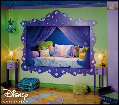 Disney Bedrooms by Decorating Theme Bedrooms Maries Manor Tinkerbell