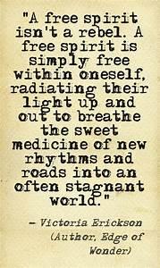 25+ best Free S... Free Spirit Girl Quotes