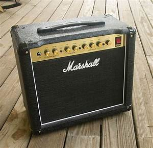 Marshall Dsl5cr 1x10 U0026quot  5 Watt Tube Guitar Combo With