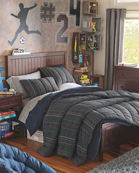 cool kids football bedroom ideas homemydesign