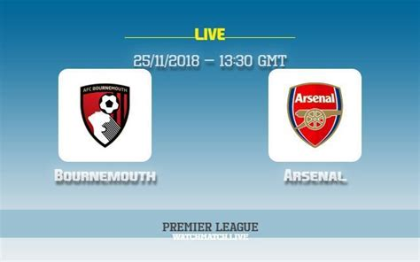 Soccer PinWire: Bournemouth v Arsenal : Preview & how to ...