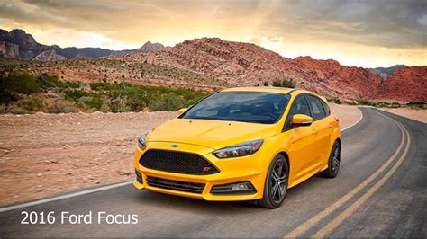 Paul Clark Ford by 2016 Ford Focus At Paul Clark Ford Serving Hilliard Yulee