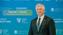 Patrick Harker Speaks at Tech Disruption Conference - YouTube