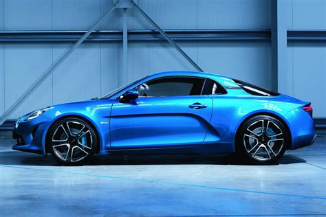 ALPINE A110 (2017) : NOM ET PHOTOS DEFINITIFS DE LA ...